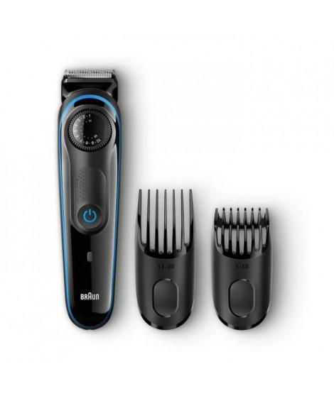 BRAUN BT3040 Tondeuse a barbe précision
