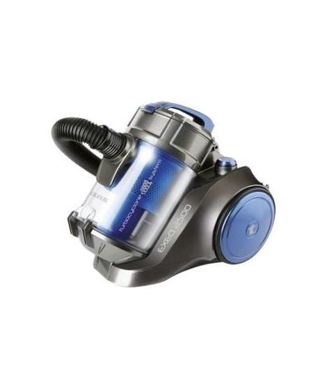 TAURUS 948959000 Aspirateur sans sac Exeo 2500 800 W - 2,5 L - Bleu et Gris