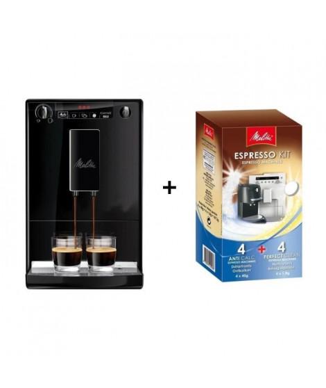 Pack MELITTA Machine a expresso Caffeo Solo E950 + Kit de nettoyage
