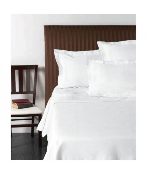 VISION Drap plat 180x290 cm blanc