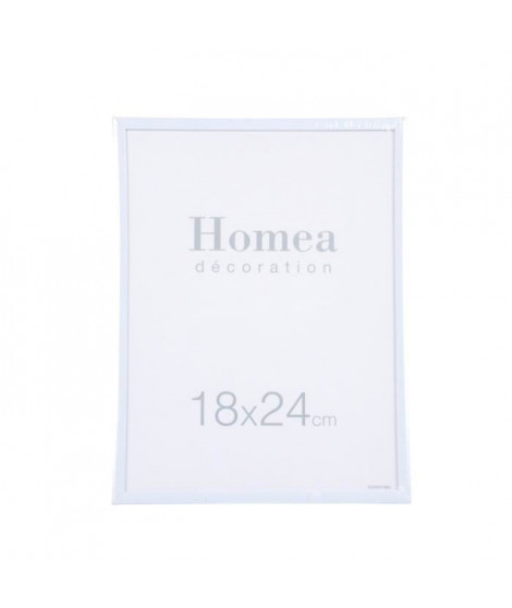 CODICO Cadre photo Harmonie Homea 18x24 cm blanc