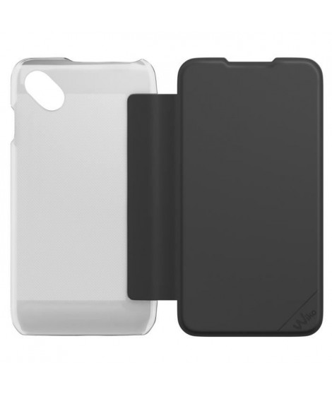 Wiko Folio Game Change  Sunny Charcoal Gris