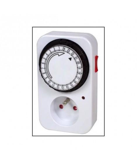 Programmateur mécanique journalier  - 230V AC 50 Hz - 16A