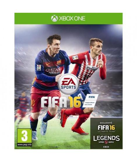 FIFA 16 Jeu Xbox One