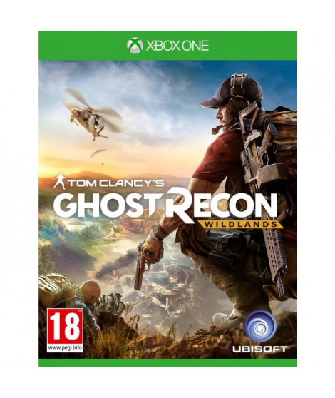 Ghost Recon Wildlands Jeu Xbox One