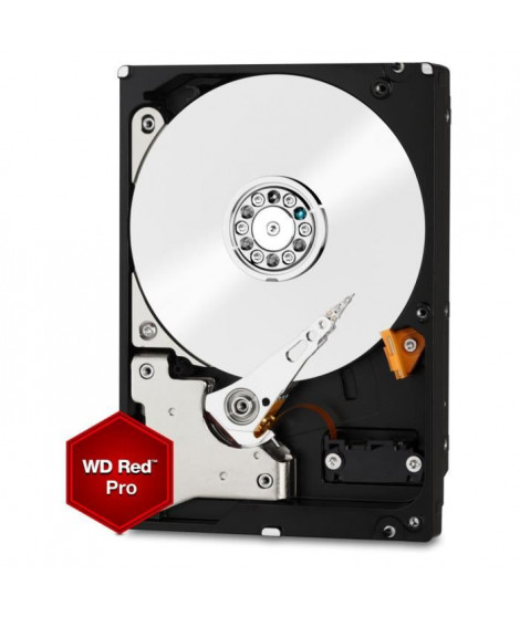 """WD Stockage NAS RED Pro 2To 64Mo 3.5"""""""