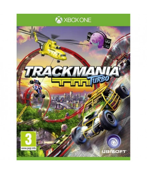 TrackMania Turbo Jeu Xbox One