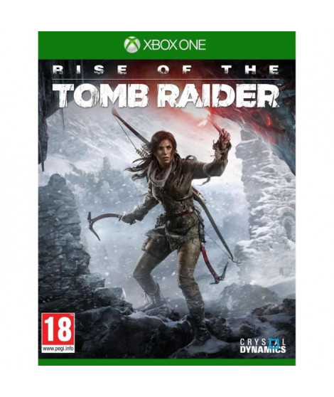 Rise of The Tomb Raider Jeu Xbox One