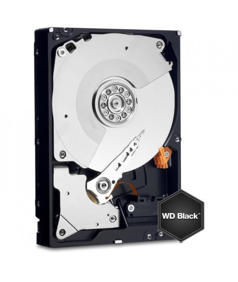 """WD Black 2To 3.5"""" 64Mo WD2003FZEX"""