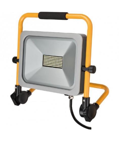 BRENNENSTUHL Projecteur portable slim SMD-LED H07RN-F 3G1,0 - 50 W - IP54
