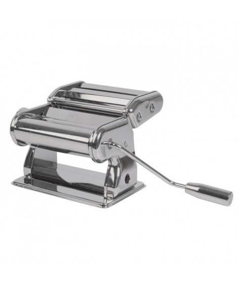 EQUINOX Machine a pâtes gris + poignée noire + notice d'utilisation