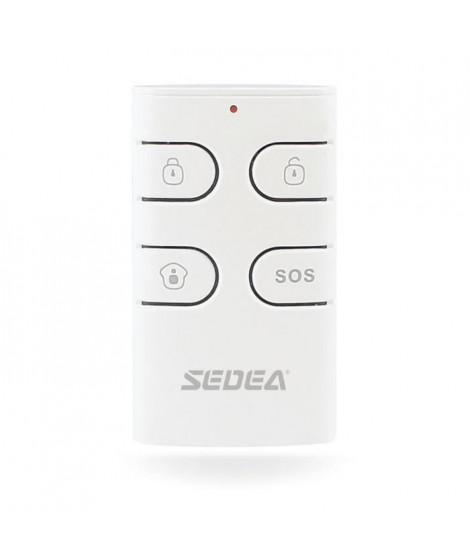 SEDEA Télécommande d'alarme 4 boutons