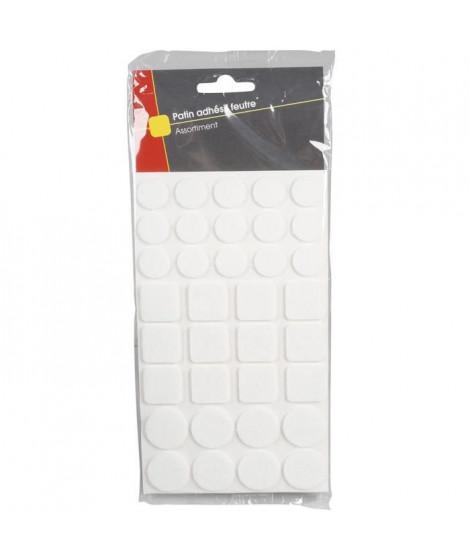 COGEX Patin adhesif feutre - 105 pcs