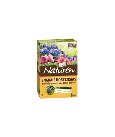 NATUREN engrais hortensias - 1,5 kg