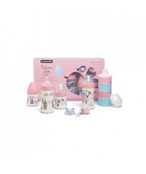 SUAVINEX Set de bienvenue Pink