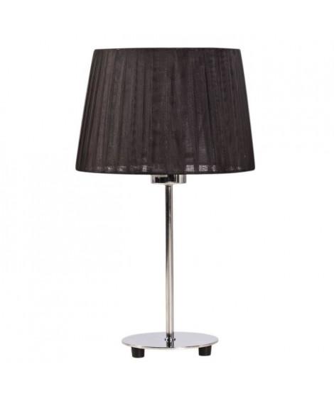 TREND lampe abat jour tissu, diam 25 x H38,5