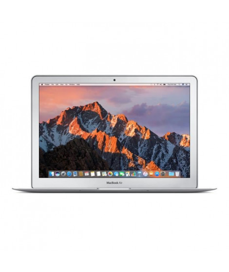 "APPLE MacBook Air MQD32FN/A - 13"" Intel Dual Core i5 1,8Ghz - Stockage 128Go - Gris métallique"