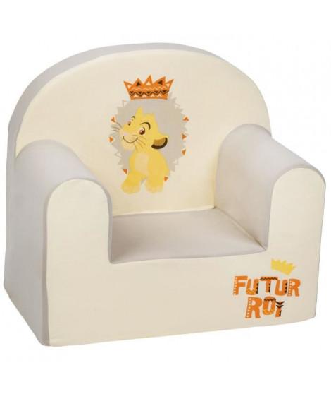DISNEY Fauteuil Enfant Droit Roi Lion