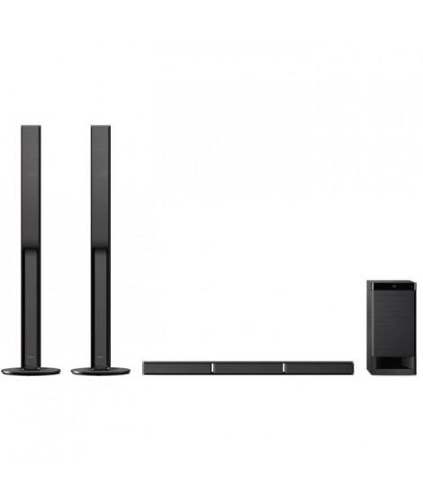 SONY HT-RT4 Barre de son 5.1 - 600W - Bluetooth/NFC - Caisson de basses et enceintes arrieres filaires