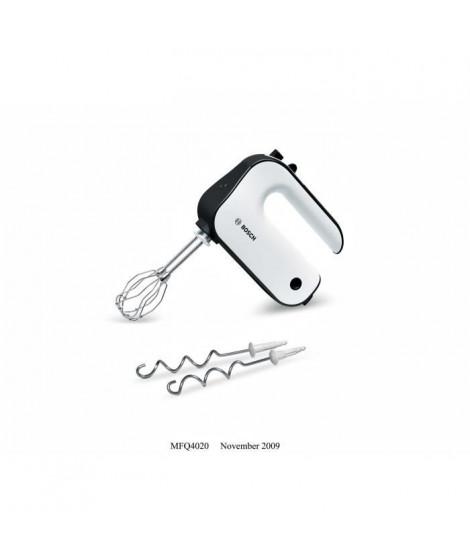 BOSCH MFQ4020 STYLINE Batteur - Blanc/Gris anthracite