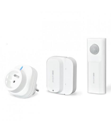 SCS SENTINEL Pack Alarme maison autonome connecté WiFiSecure