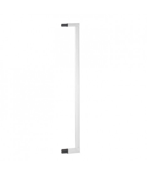 GEUTHER Extension de Barriere Easylock 8 cm - Métal blanc