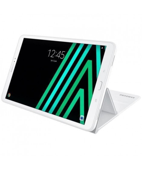 Pack SAMSUNG Galaxy Tab A6 + Etui offert - 10,1'' WUXGA - Stockage 16 Go-Octo Core 1,6 GHz - RAM 2 Go - Android 6.0 - WiFi/Bl…