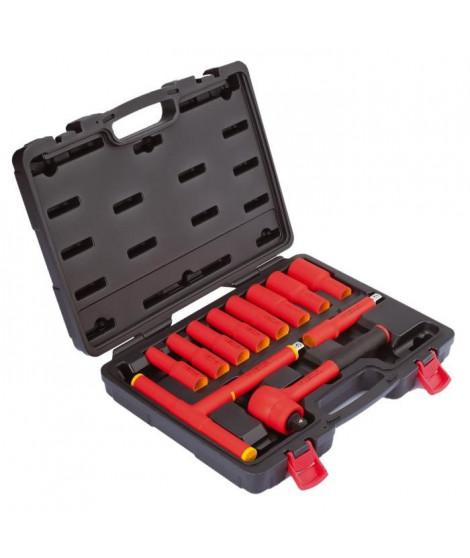 MANNESMANN Coffret d'outils d'électricien - 12 pieces