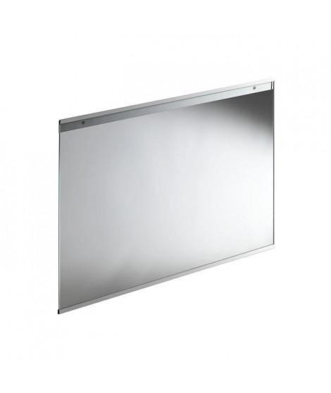 Crédence en verre de 5mm d'épaisseur - Transparent - 80x45cm