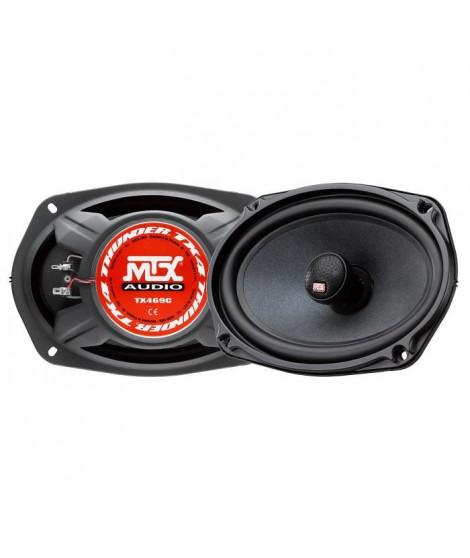 """MTX Haut-parleurs coaxiaux 2 voies TX469C - 6x9"""" - 100W"""
