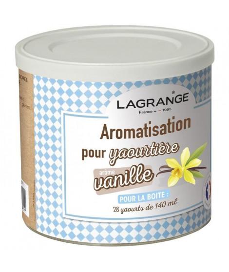 LAGRANGE Aromatisation Vanille pour yaourts - 380310 - 500 g