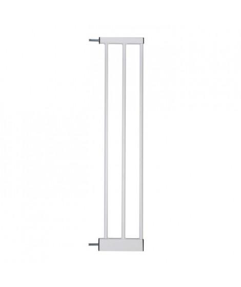 NIDALYS Extension 16 cm pour Barriere Cléo Blanche