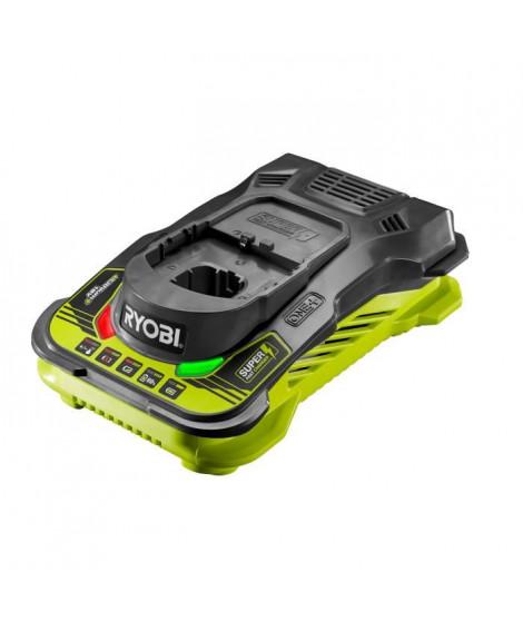 RYOBI Chargeur ultra rapide - 5A