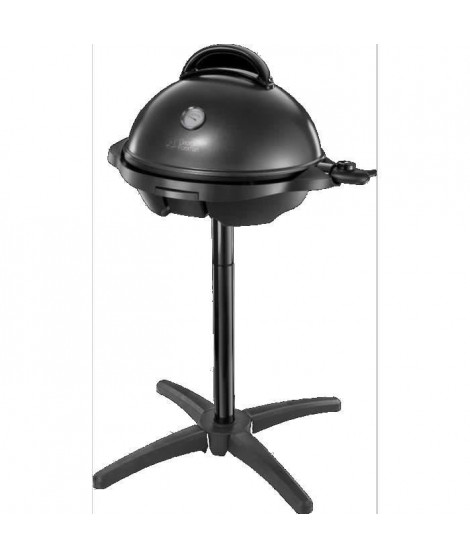 RUSSELL HOBBS 22460-56 GEORGE FOREMAN Barbecue gill intérieur & extérieur 2400 W - Noir