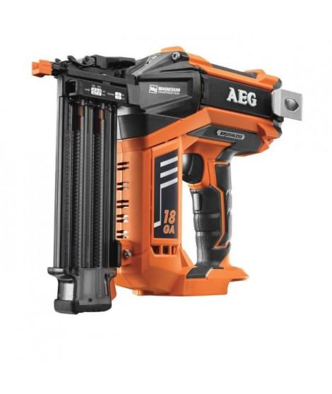 AEG Cloueur Brushless VAC Drive 18 Ga B18N18-0 - 18 V