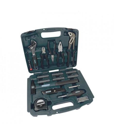 MANNESMANN Coffret roulant a outils - 163 pieces