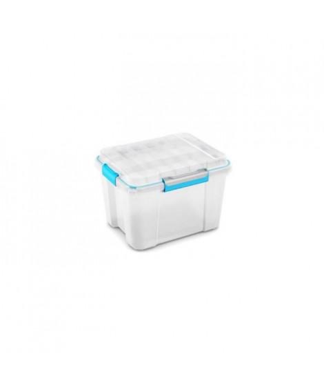 KIS Boîte de rangement Scuba Box M - 45 L - Blanc naturel