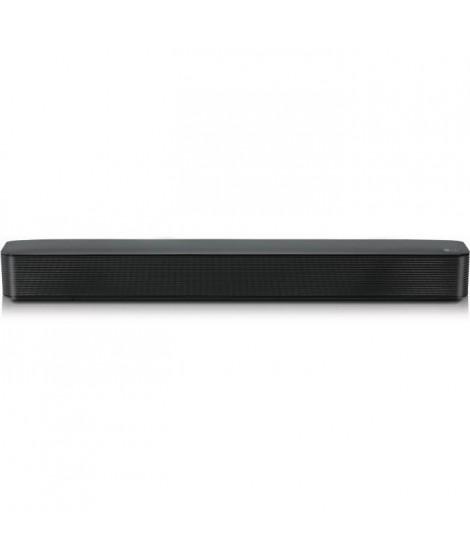LG SK1 Barre de son - Bluetooth - 40 W - Entrée jack - Noir