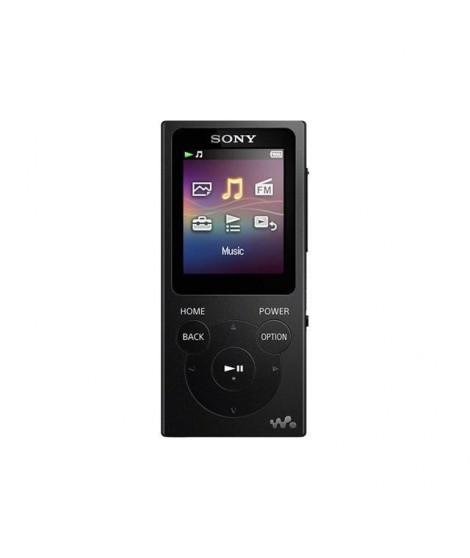 SONY - Lecteur Audio Portable Walkman,8Go,Noir