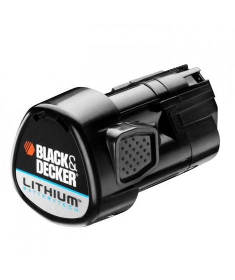 BLACK & DECKER Batterie / chargeur BL1510-XJ - 10,8 V