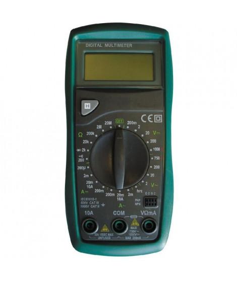 TIBELEC Testeur digital - 4 fonctions