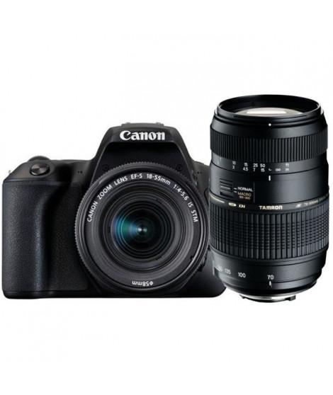 CANON EOS 2000D Reflex + Objectif AF 70-300mm