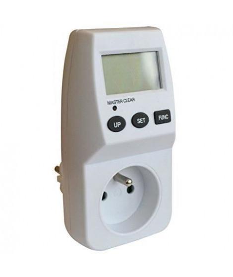 TIBELEC Compteur de consommation électrique