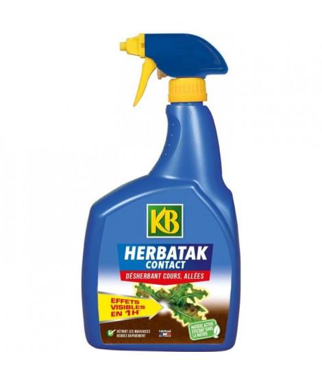 KB Désherbant Herbatak Contact pret a l'emploi - 1 L