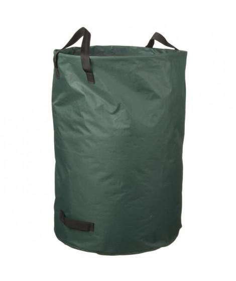 NATURE Sac a déchets multi-usages autoportant 140 L avec 3 poignées - H 70 x Ø 50 cm