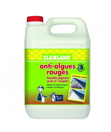 CLAIRLAND Anti-algues rouges pret a l'emploi - 5 L