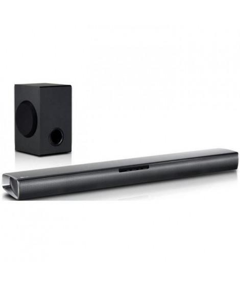 LG SH2 Barre de son 2.1 - Bluetooth - 150W - Caisson de basses sans fil