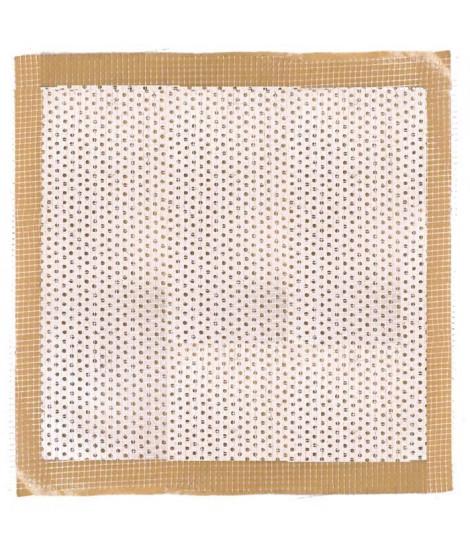 FARTOOLS Kit de réparation pour plaque de plâtre - 20x20 cm