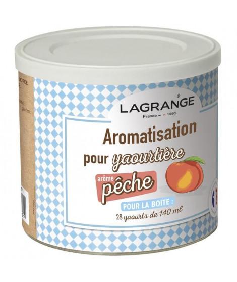LAGRANGE Aromatisation peche pour yaourts