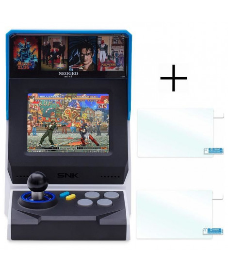 Console Neo Geo Mini + Protection écran
